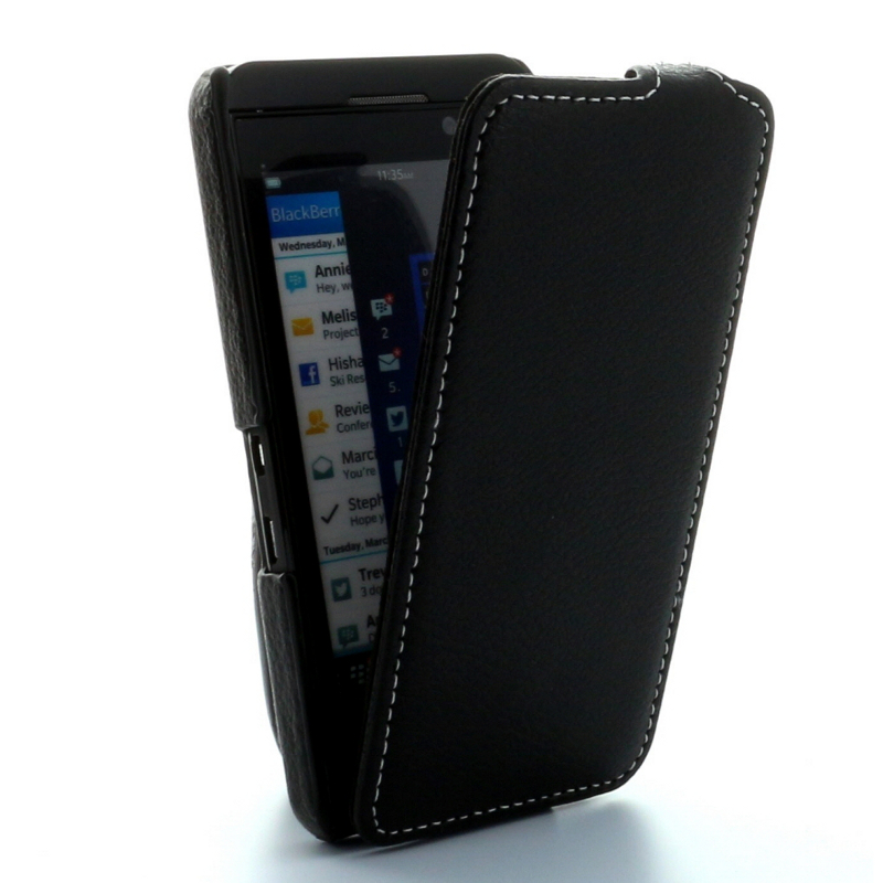 handy tasche flip case blackberry z10 h lle etui handytasche schutzh lle cover ebay. Black Bedroom Furniture Sets. Home Design Ideas