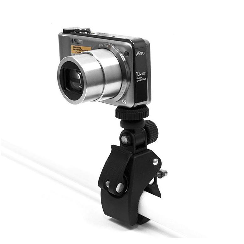 bike kamera camcorder halterung motorrad fahrrad halter. Black Bedroom Furniture Sets. Home Design Ideas